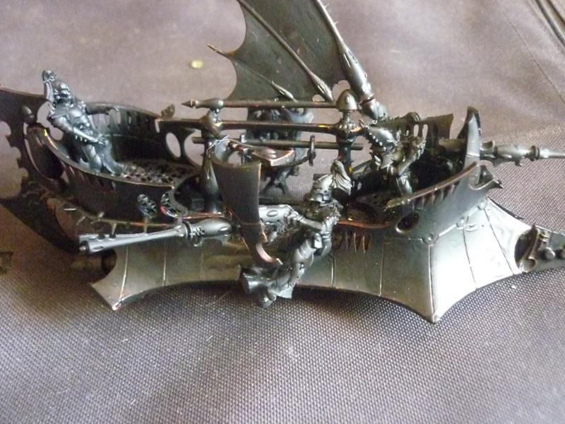 vente d'eldars noirs vaisseau P1160014