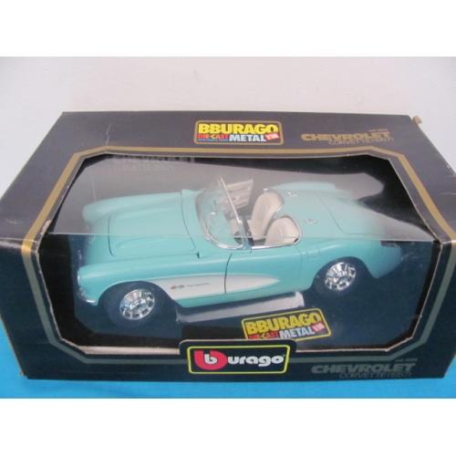 Scambio modellini Burago  103-5010