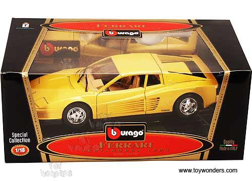 Scambio modellini Burago  3019yl10