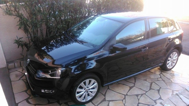 ZZ - VW Polo 1.2 70ch Confortline pack Style Noir Intense - 20/08/2010, achat 24/10/2014 - vente 30/05/2018 - Page 3 Nettoy11