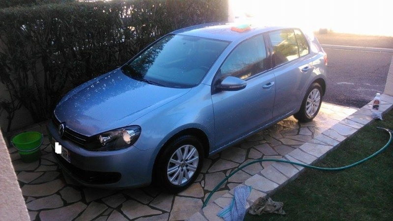 ZZ - VW Polo 1.2 70ch Confortline pack Style Noir Intense - 20/08/2010, achat 24/10/2014 - vente 30/05/2018 - Page 3 Nettoy12