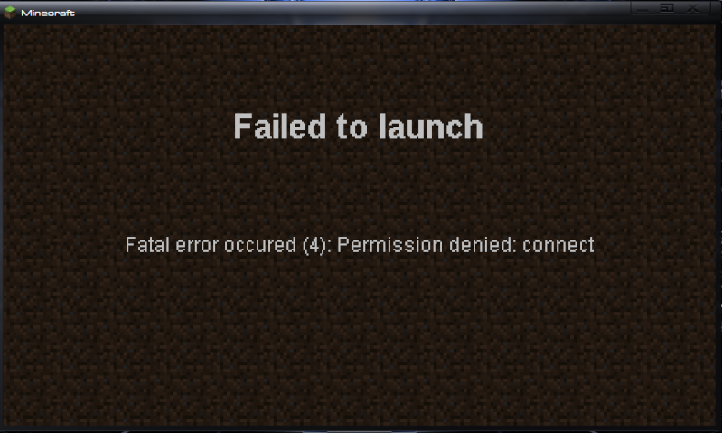 Problème Java ... Error_11