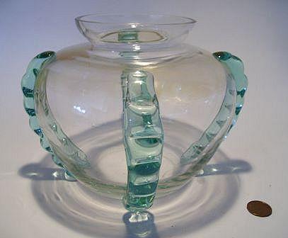 Unknown Glass Vase/bowl Gmb-un10