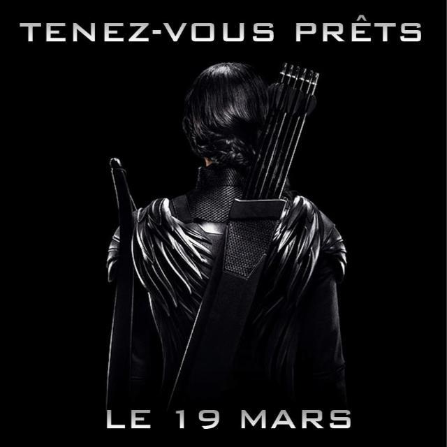 Sortie DVD/Blu-Ray et VOD Hunger Games La Révolte Partie 1 - 19 Mars 2015 10929810