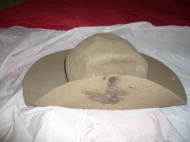 chapeau de brousse local indo - ESC 2 vente cloturé P1070225