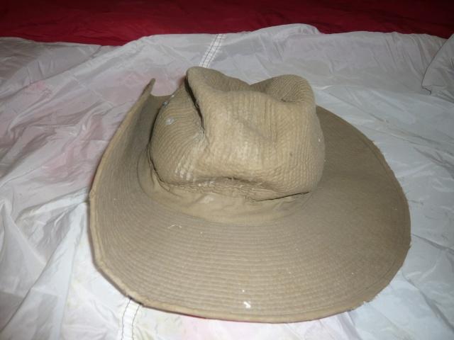 chapeau de brousse local indo - ESC 2 vente cloturé P1070226