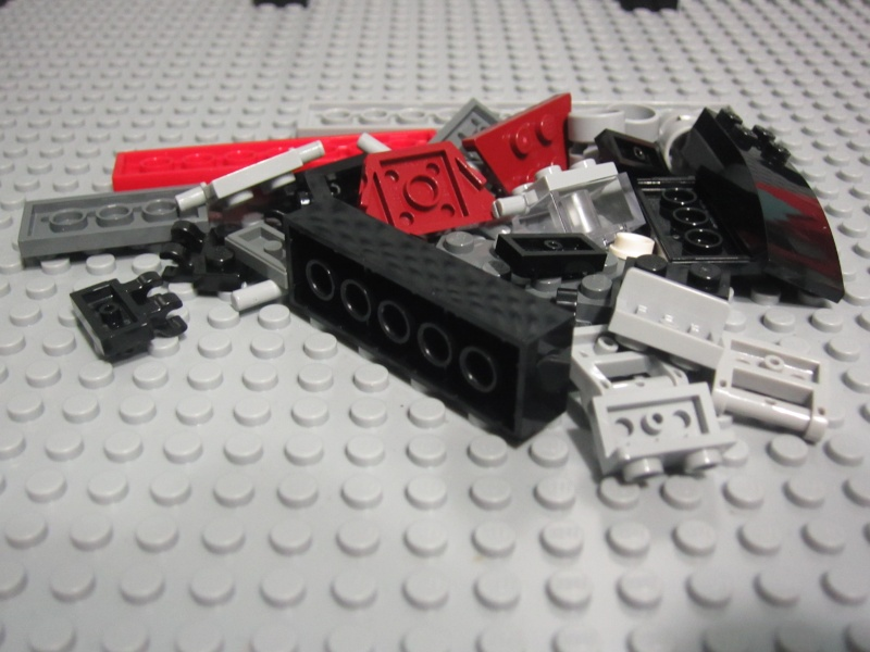 Review: TRU03 - Jek 14 Stealth Fighter Mini. Img_6310