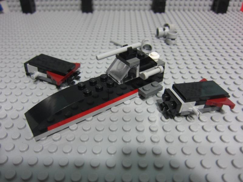 Review: TRU03 - Jek 14 Stealth Fighter Mini. Img_6313