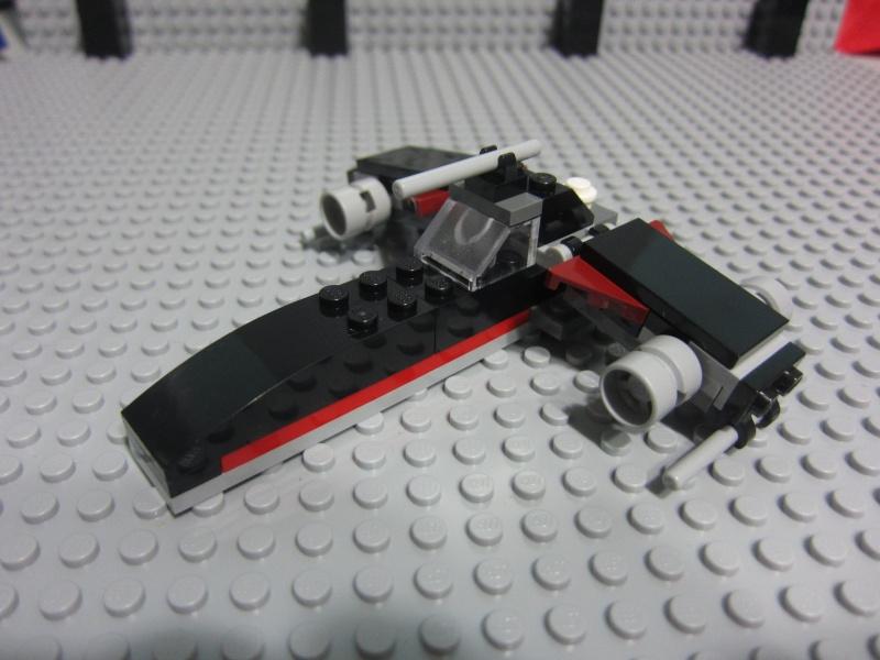 Review: TRU03 - Jek 14 Stealth Fighter Mini. Img_6314