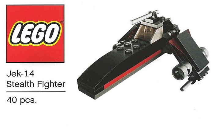 Review: TRU03 - Jek 14 Stealth Fighter Mini. Tru03-11