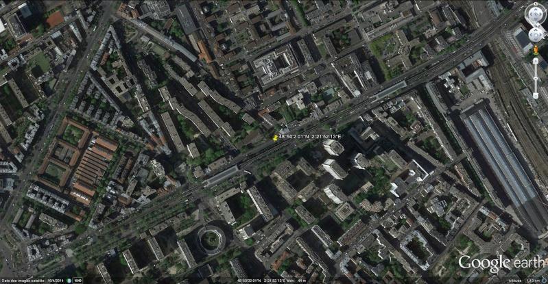 Les fresques murales dans 13ème Arrondissement de Paris, France. Fresqu10