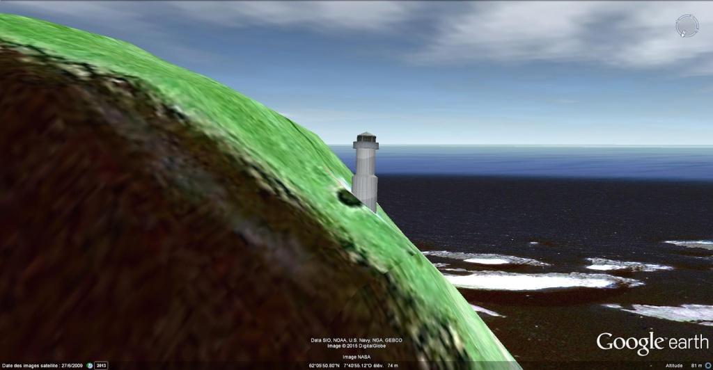 Phare de Mykines,  Îles Féroé. Mykine12