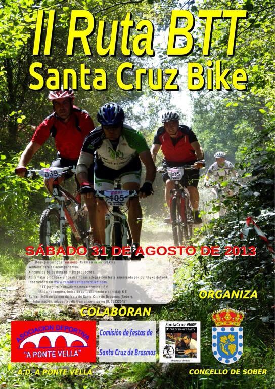 II Ruta Santa Cruz Bike 31/08/´13 Sober(Lugo) 99984010