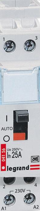 Problème dans le boitier électrique Contac10