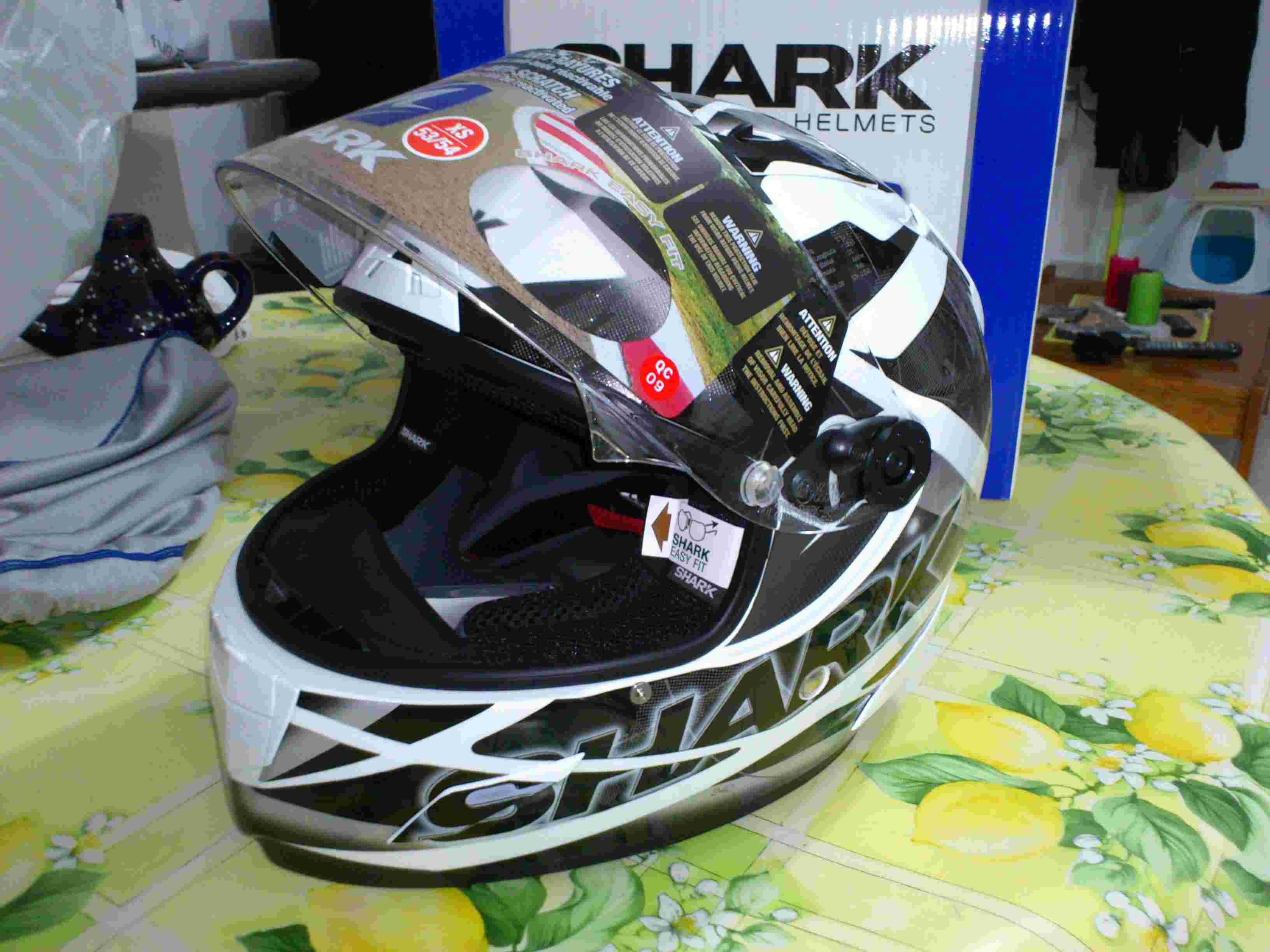 Casque Shark Race-R PRO Dsc_0210