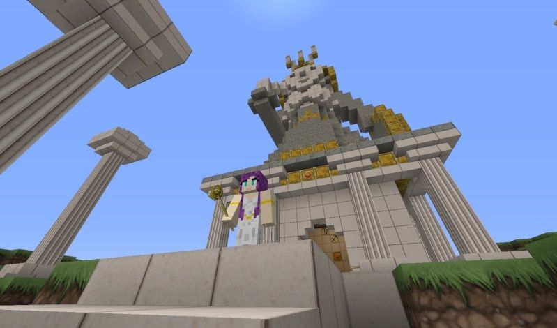 Les 12 Temples du Zodiaques 111