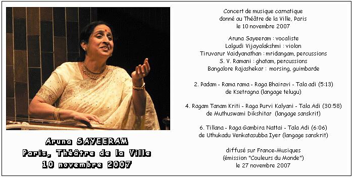 Musiques traditionnelles : Playlist - Page 10 Aruna_11