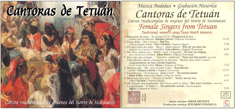 Musiques traditionnelles : Playlist - Page 10 Cantor10