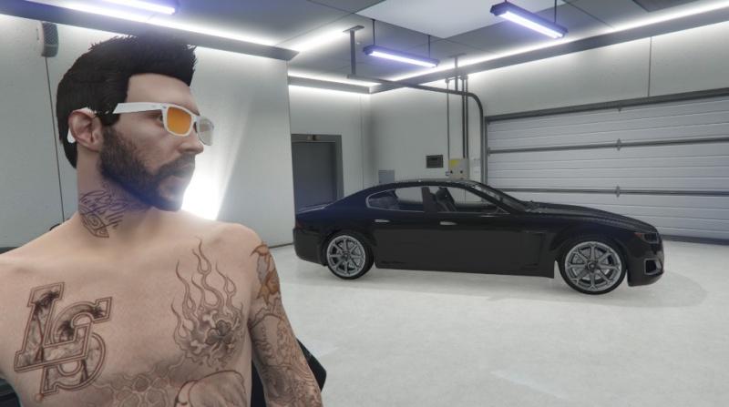 GTA V: votre garage 211