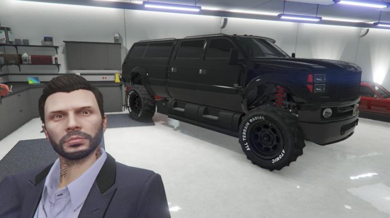 GTA V: votre garage 217