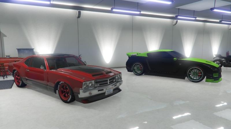 GTA V: votre garage 311