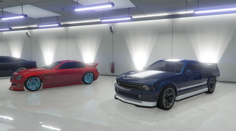 GTA V: votre garage 510