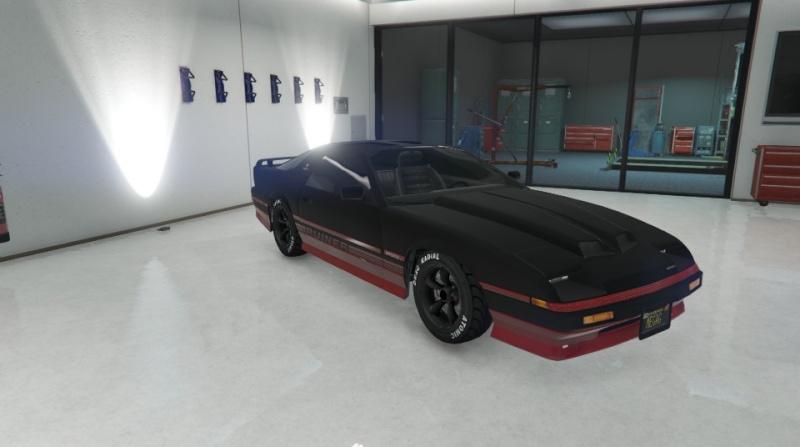 GTA V: votre garage 610