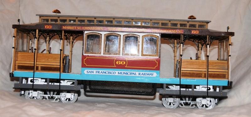 San Francisco Cable Car 28910