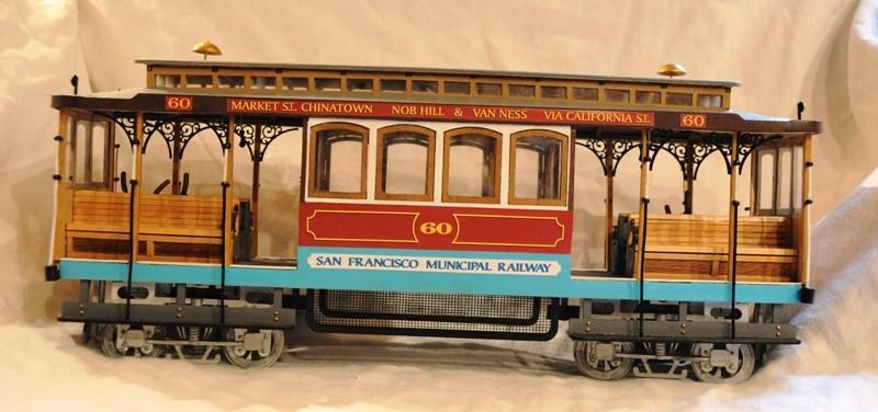 San Francisco Cable Car 29010