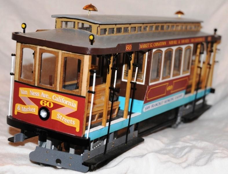 San Francisco Cable Car 29110