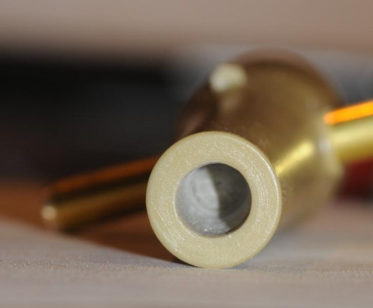 Us Navy 9 inch Gun um1889 - Umbau eines Verlinden Bausatzes Dsc_9118