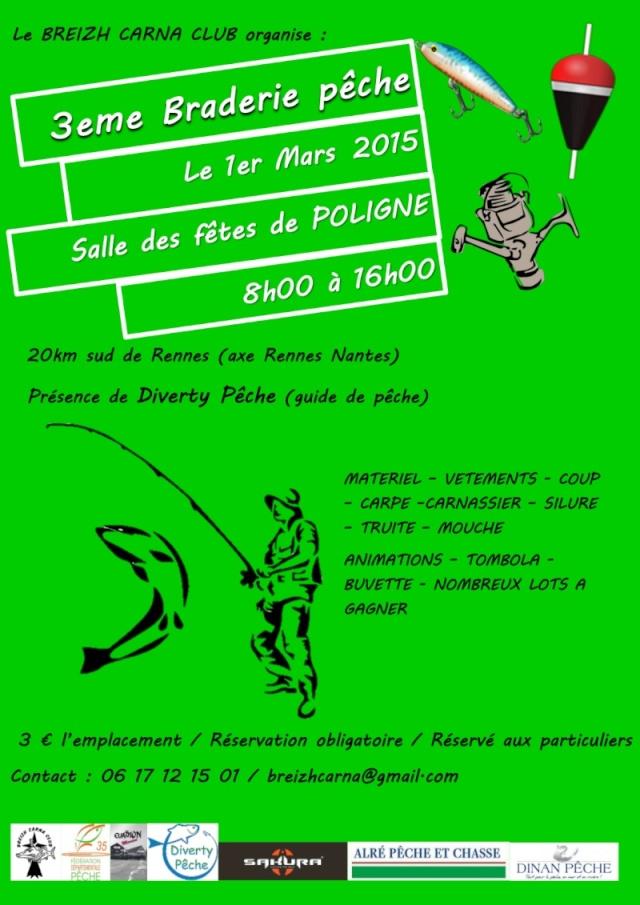 braderie peche 1 mars 2015 poligné (35320) Affich10
