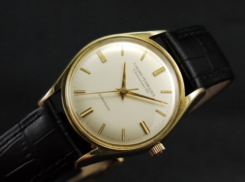 La montre du vendredi 16 janvier Gp610