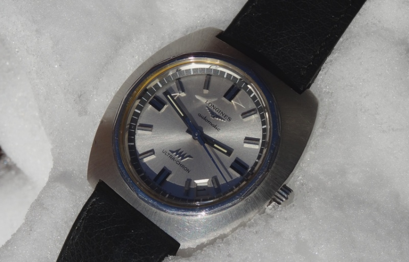 La montre du premier vendredi de l'année 2015 Ultra-12