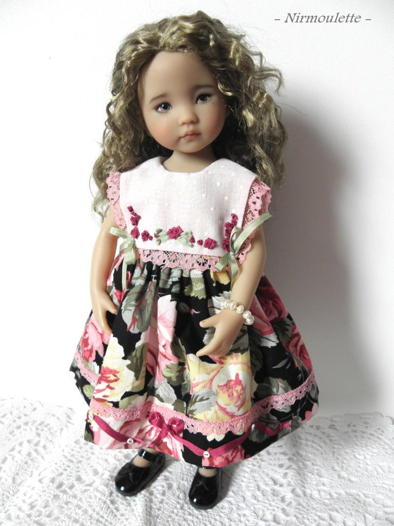Les Princesses de Nirmoulette , mon nouveau bonbon... La belle Hanaé   !  ( P.34)  P3130610