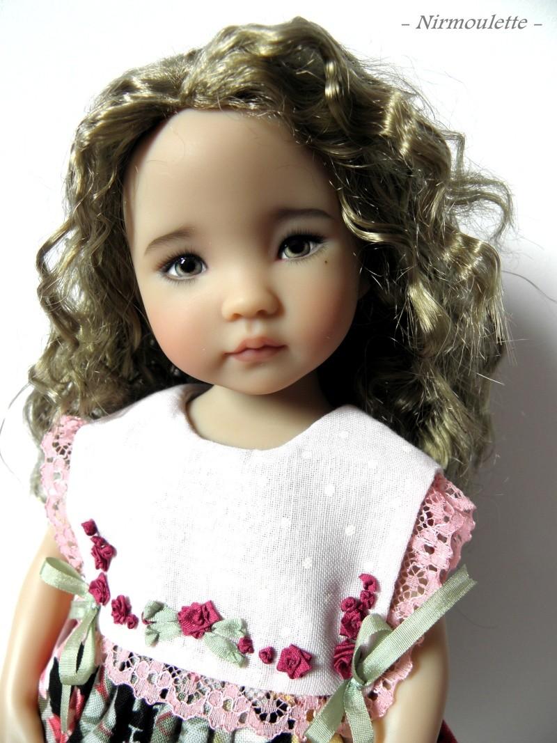 Les Princesses de Nirmoulette , mon nouveau bonbon... La belle Hanaé   !  ( P.34)  P3130611