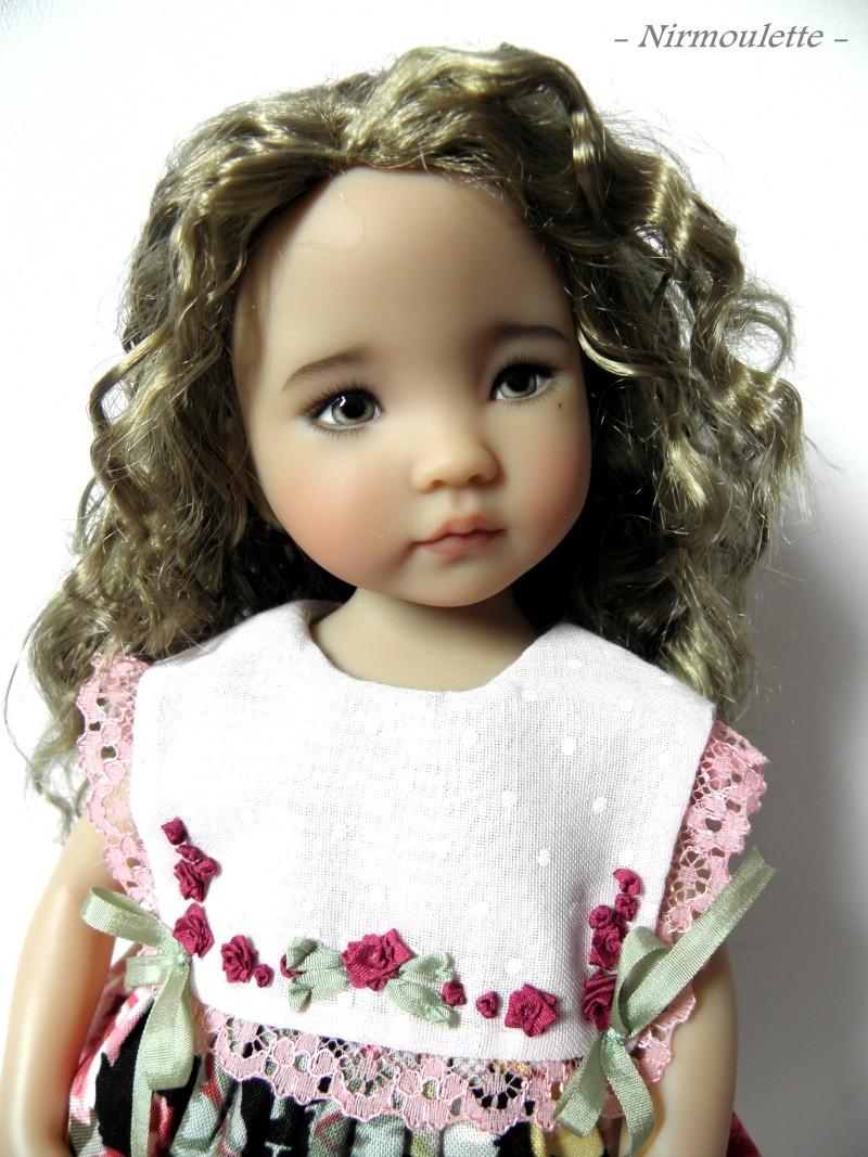 Les Princesses de Nirmoulette , mon nouveau bonbon... La belle Hanaé   !  ( P.34)  P3130612