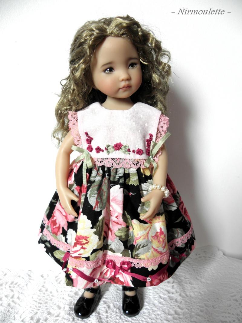 Les Princesses de Nirmoulette , mon nouveau bonbon... La belle Hanaé   !  ( P.34)  P3130613