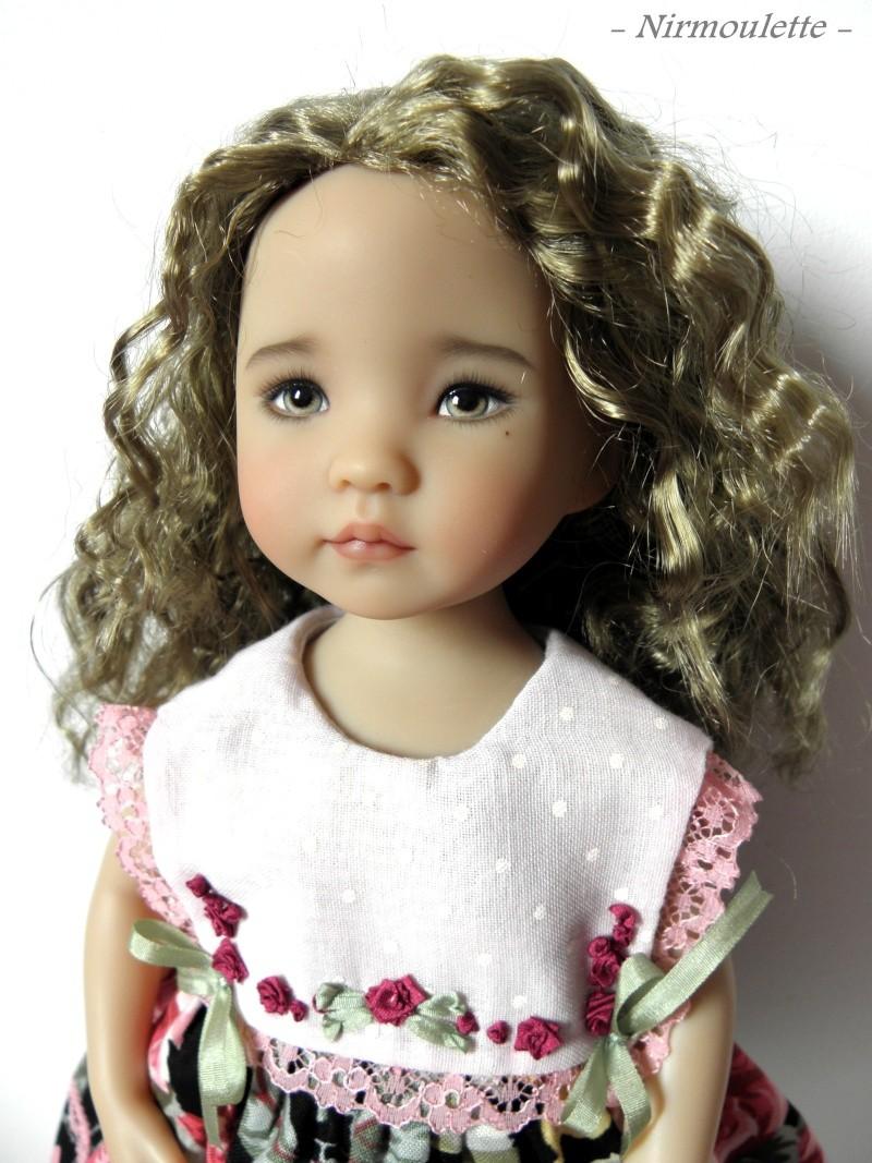 Les Princesses de Nirmoulette , mon nouveau bonbon... La belle Hanaé   !  ( P.34)  P3130614