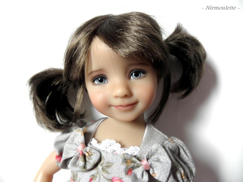 Les Princesses de Nirmoulette , mon nouveau bonbon... La belle Hanaé   !  ( P.34)  P3130615