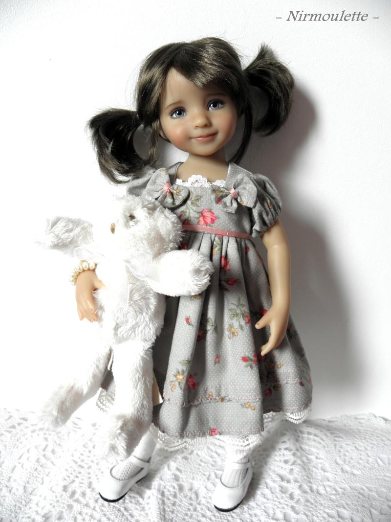 Les Princesses de Nirmoulette , mon nouveau bonbon... La belle Hanaé   !  ( P.34)  P3130618