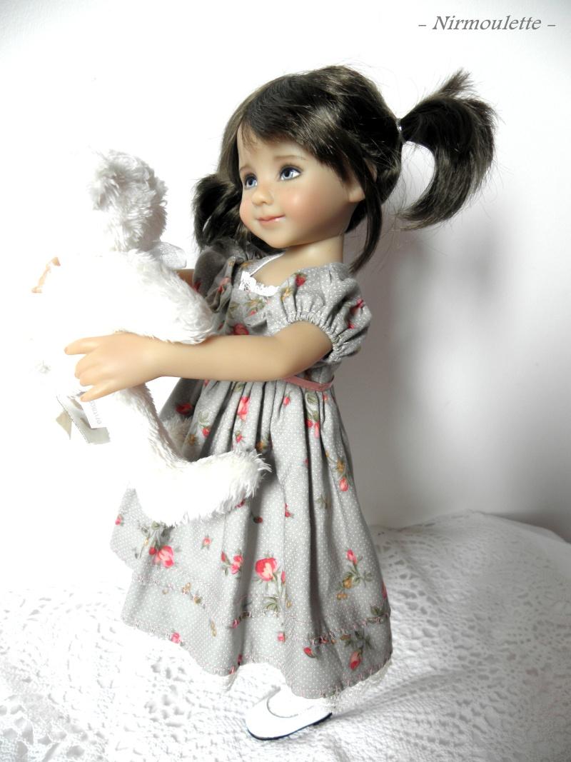 Les Princesses de Nirmoulette , mon nouveau bonbon... La belle Hanaé   !  ( P.34)  P3130619