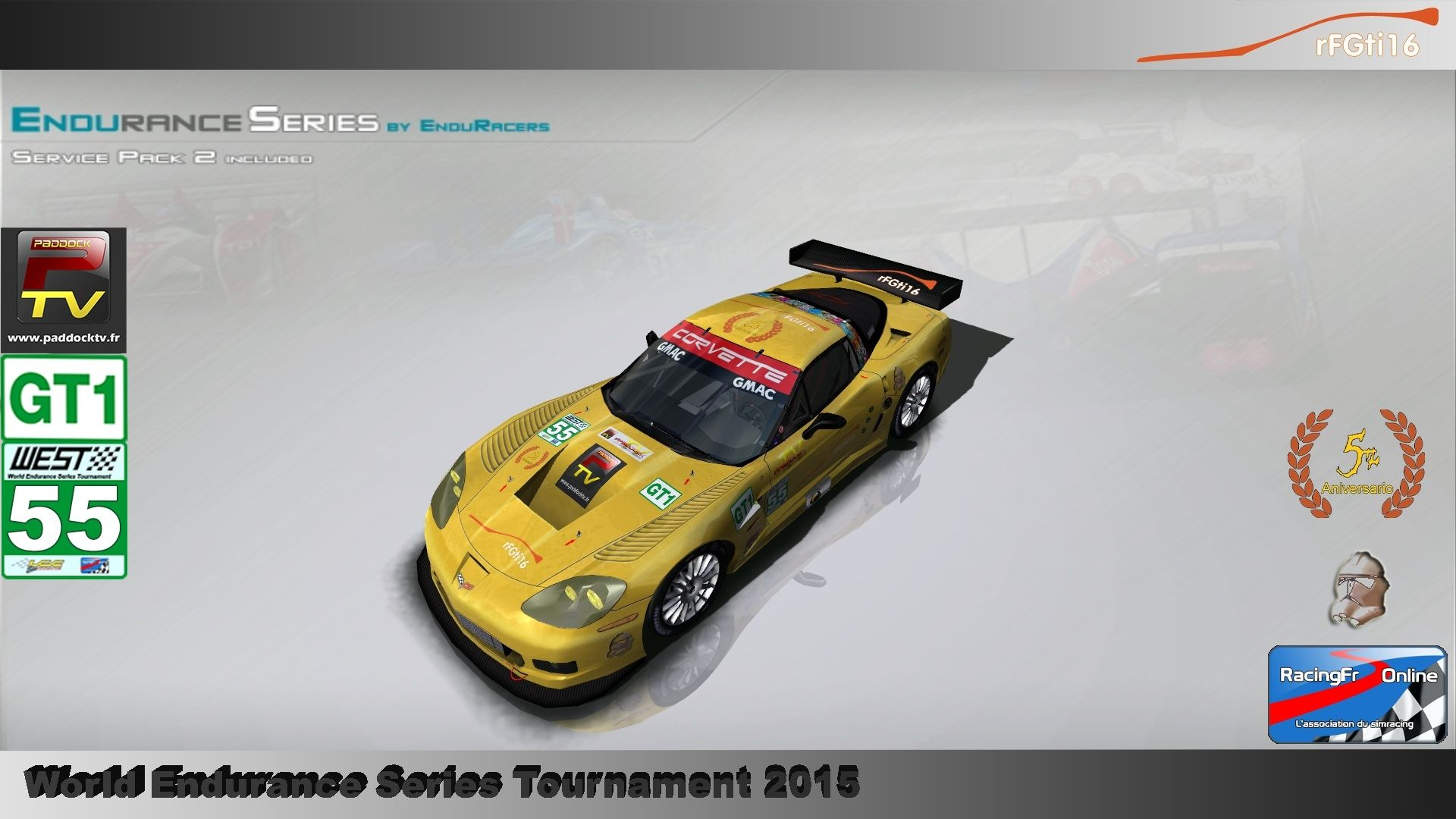 WEST 2015 Endurance Series championship P2/GT1 00110