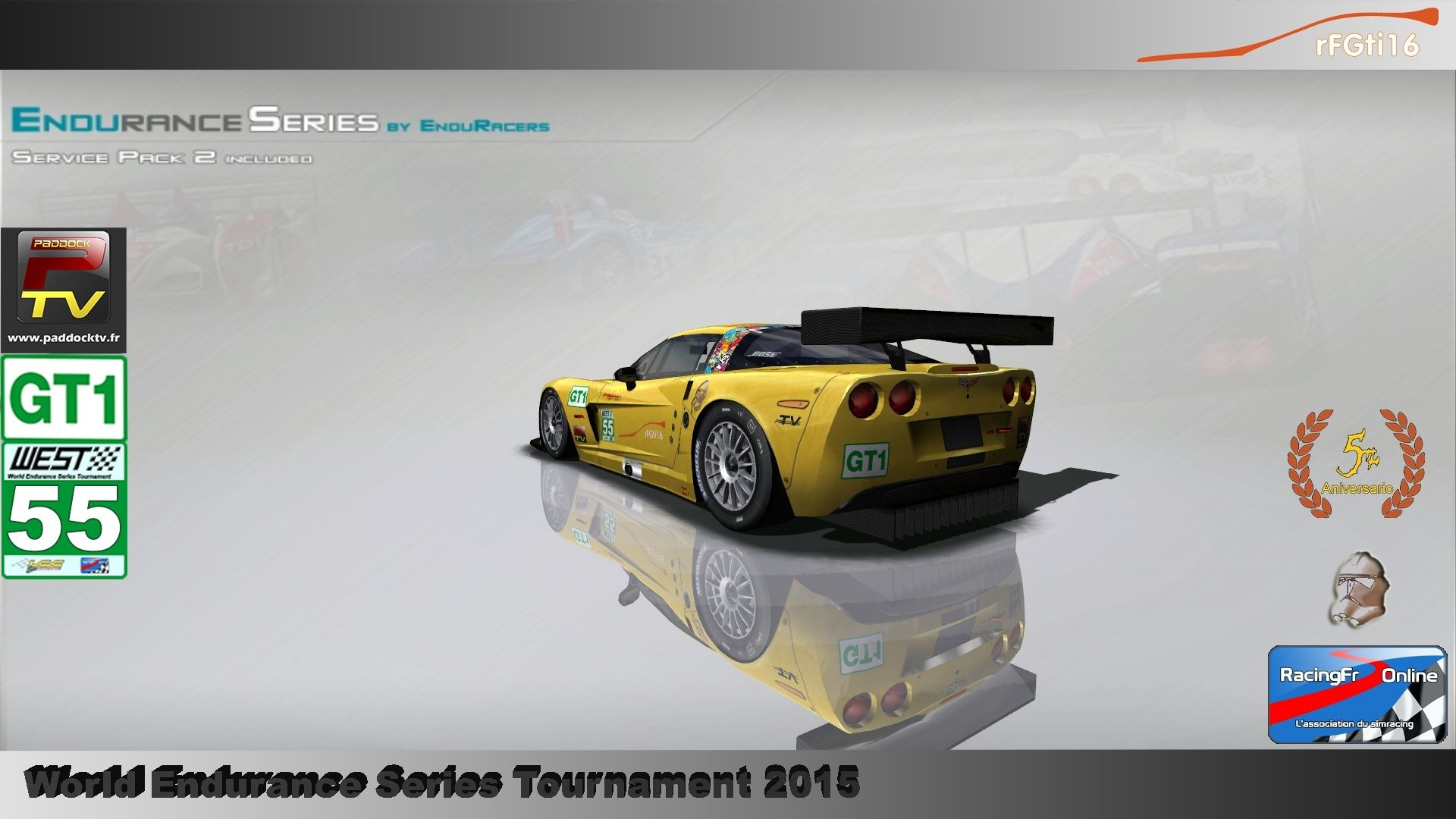WEST 2015 Endurance Series championship P2/GT1 00410