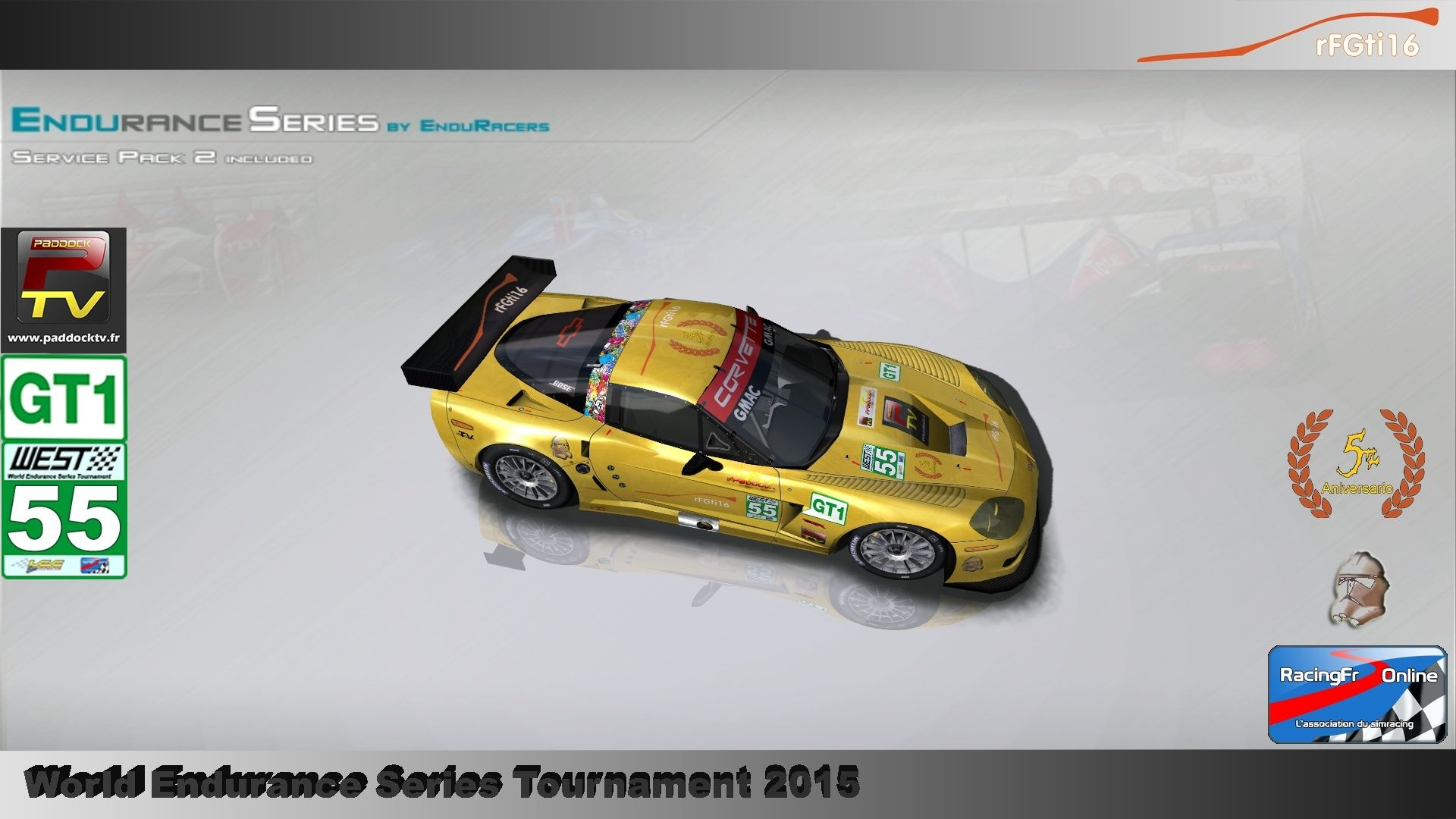 WEST 2015 Endurance Series championship P2/GT1 00610