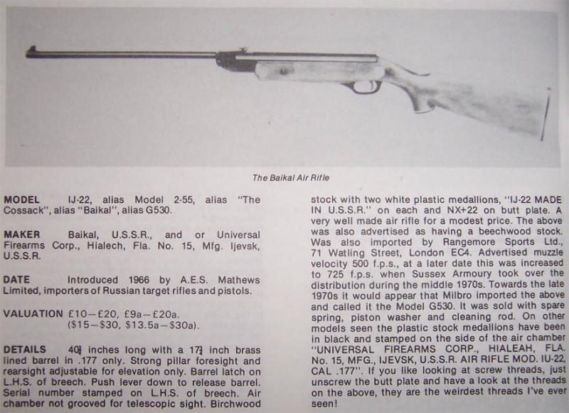 Avis aux connaisseurs... Identification vieille carabine russe, kezako ? Baikal10