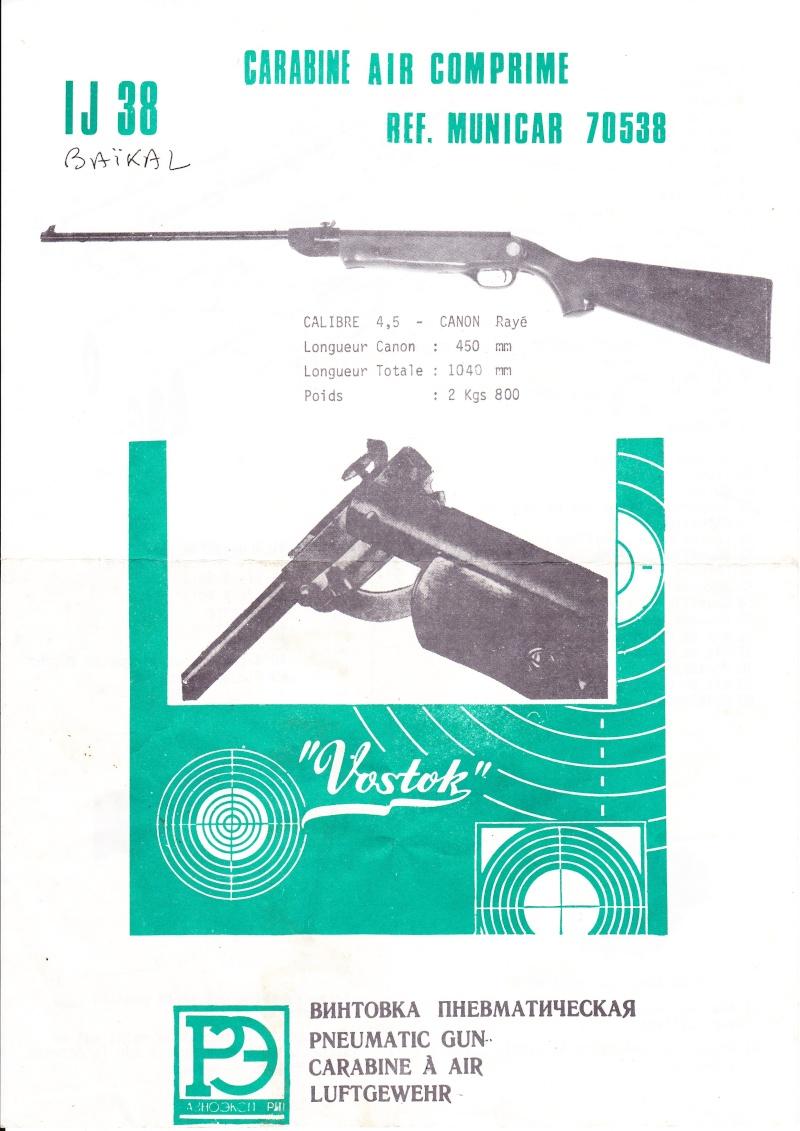 Avis aux connaisseurs... Identification vieille carabine russe, kezako ? Vostok10