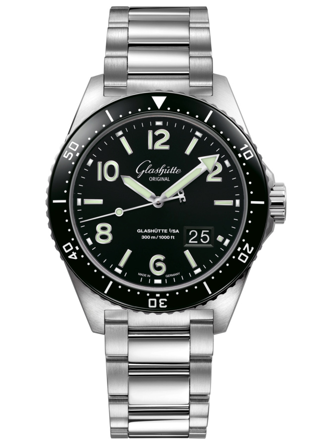 News : GLASHUTTE ORIGINAL SeaQ , la plongeuse GO 02_fro14
