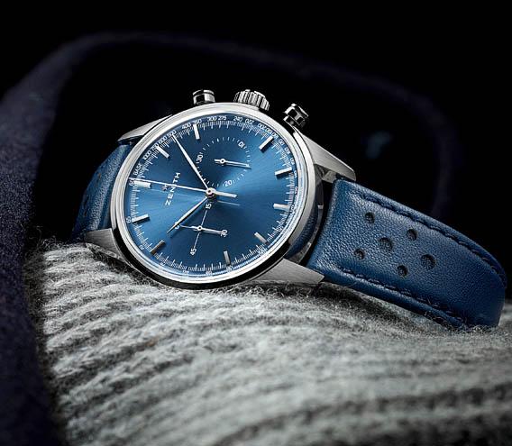 ZENITH - News : Zenith Chronomaster El Primero Solar Blue Limited Edition  - Page 2 5280012