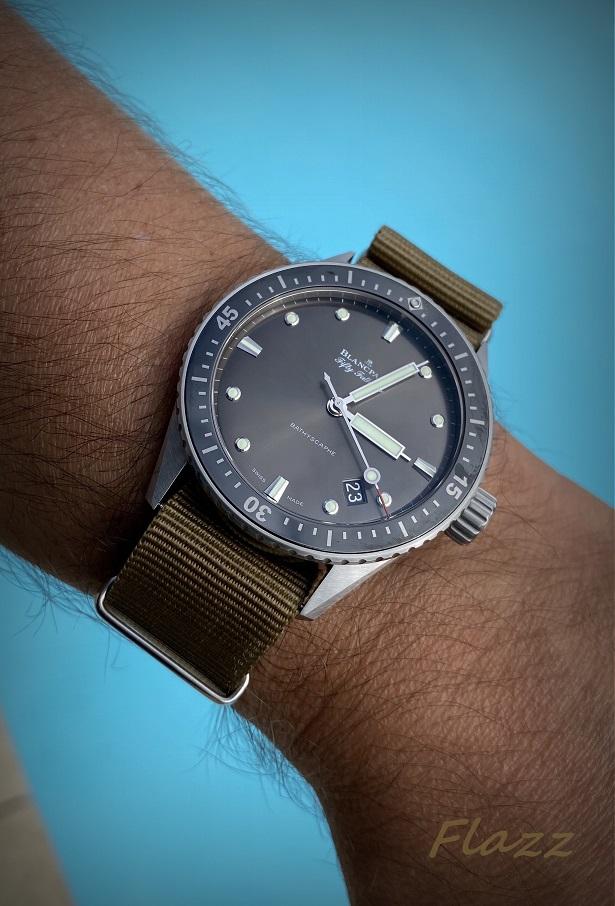 Votre montre du jour - Page 20 Img_3417